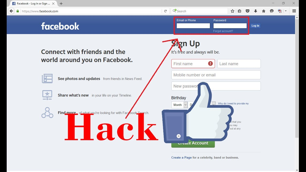 Formbuddy ile facebook hackleme