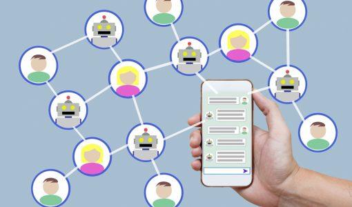 Bots for social media marketing