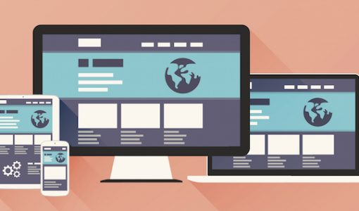 Say bye to those boring websites with the help of icons
