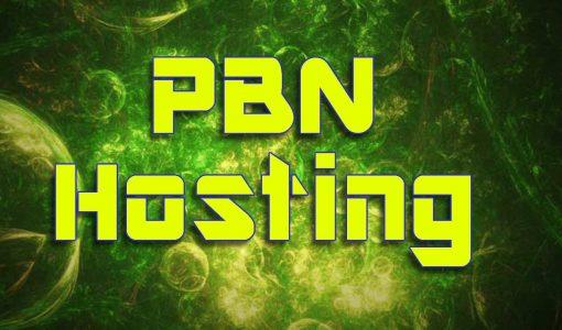 pbn hosting